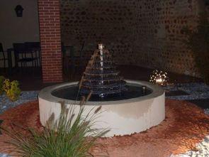 Fontaine inox