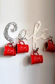 Porte tasse à café